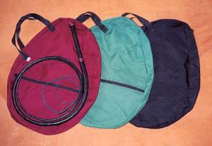 Joe Strain bullwhip bag