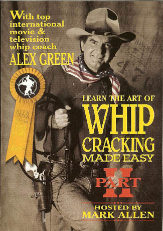 Whip Cracking Made Easy Part 2